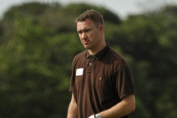 Stephen Hendry Mission Hills World Celebrity Pro-Am - Day 3
