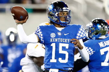 Stephen Johnson Tennessee v Kentucky