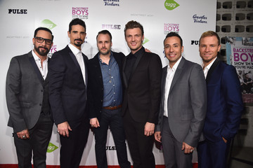 Stephen Kijak 'Backstreet Boys: Show 'Em What You're Made Of' Afterparty
