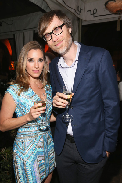 Stephen Merchant and Carly Craig Photos Photos - Vanity ...