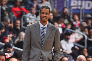 Stephen Silas Charlotte Hornets v Los Angeles Clippers