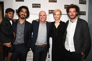 Stephen Thompson Australians in Film Presents 'Lion' Screening and Q&A With Nicole Kidman, Dev Patel, Luke Davis, and Garth Davies