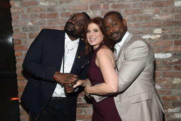 Sterling K. Brown Entertainment Weekly And PEOPLE Upfronts Party At Second Floor In NYC Presented By Netflix And Terra Chips - Inside