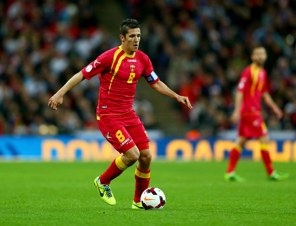 England v Montenegro - FIFA 2014 World Cup Qualifier []