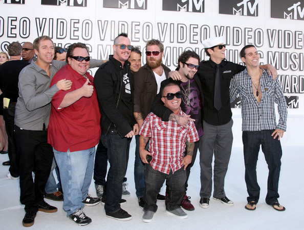 Steve-O and Ryan Dunn - 2010 MTV Video Music Awards - Arrivals