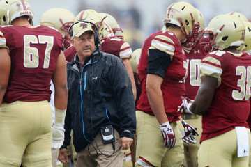 Steve Addazio Buffalo v Boston College
