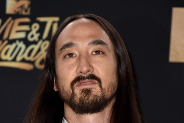 Steve Aoki 2017 MTV Movie and TV Awards - Arrivals