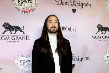 Steve Aoki 22nd Annual Keep Memory Alive Power Of Love Gala - Red Carpet