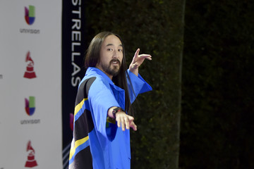 Steve Aoki The 19th Annual Latin GRAMMY Awards  - Arrivals