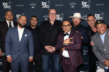 Steve Bartels The 2017 Def Jam Holiday Party - Red Carpet