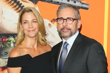 Steve Carell Nancy Carell Universal Pictures And DreamWorks Pictures' Premiere Of 'Welcome To Marwen' - Arrivals