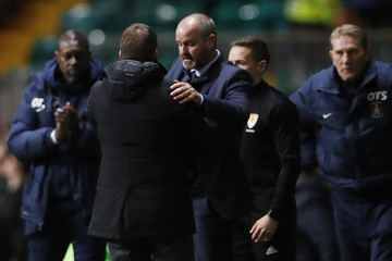 Steve Clarke Celtic Vs. Kilmarnock - Scottish Premier League