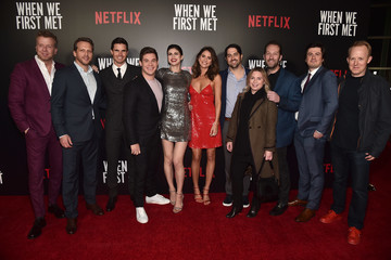 Steve Eddy Special Screening Of Netflix's 'When We First Met' - Red Carpet