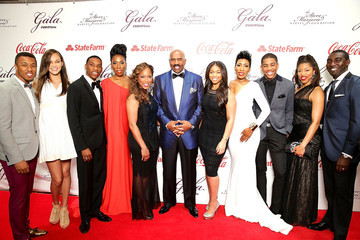 Steve Harvey The 2014 Steve & Marjorie Harvey Foundation Gala Presented By Coca-Cola - Arrivals