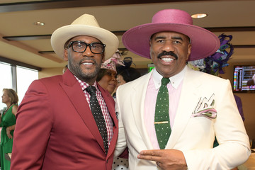 Steve Harvey Kentucky Derby 145 - Atmosphere