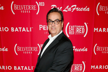 Steve Higgins The Launch Oof EAT (RED). DRINK (RED). SAVE LIVES.