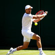 Steve Johnson Day Four: The Championships - Wimbledon 2019