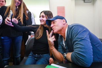 Steve Madden Sole Sessions With Steve Madden & College Fashionista