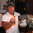 Steve Martorano Celebrity Chefs Light Up The Strip During Vegas Uncork'd By Bon Appetit's 11th Annual Grand Tasting At Caesars Palace