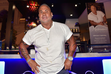 Steve Martorano Celebrity Chefs Light Up The Strip During Vegas Uncork'd By Bon Appetit's 10th Anniversary Grand Tasting At Caesars Palace