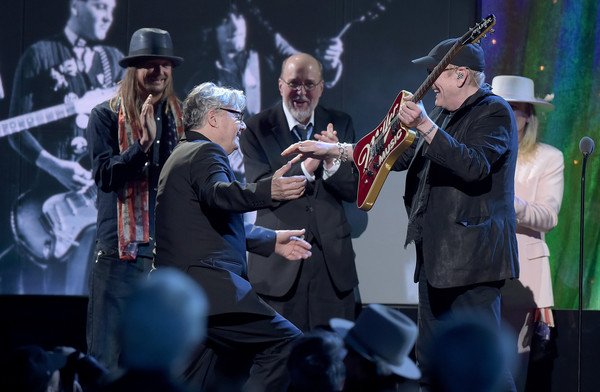 31st Annual Rock and Roll Hall of Fame Induction Ceremony - Show []