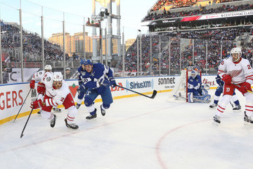 Steve Ott 2017 Scotiabank NHL Centennial Classic - Detroit Red Wings v Toronto Maple Leafs