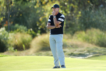 Steve Stricker The Presidents Cup - Round One