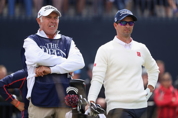 Steve Williams 146th Open Championship - Day One