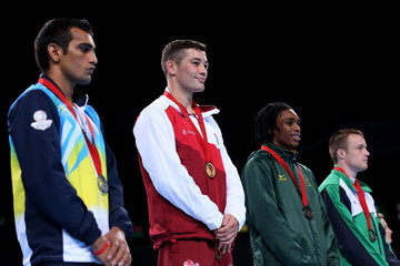 Steven Donnelly 20th Commonwealth Games: Boxing