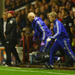 Steven Hughes Walsall v Chelsea - Capital One Cup Third Round