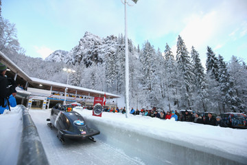 Steven Langton BMW IBSF World Cup Koenigssee Day 3
