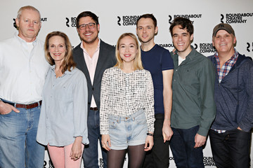 Steven Levenson 'The Unavoidable Disappearance Of Tom Durnin' Photo Call