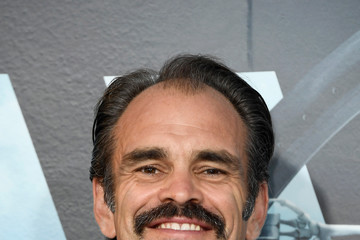 Steven Ogg Premiere of HBO's 'Westworld' - Arrivals