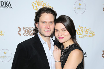 Steven Pasquale phillipa soo wedding