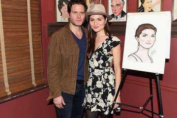 Steven Pasquale Cast Of 'Parisian Woman' Honored With Sardi's Portraits
