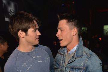 "Steven R. McQueen Abercrombie & Fitch ""The Making of a Star"" Spring Campaign Party"