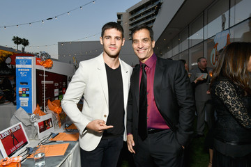 Steven R. McQueen 25th Annual Race To Erase MS Gala - Cocktail Reception And Silent Auction
