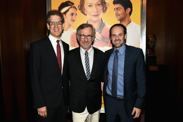 Steven Spielberg 'The Hundred-Foot Journey' Premieres in NYC