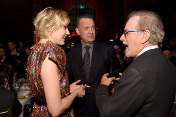 Steven Spielberg Tom Hanks The National Board of Review Annual Awards Gala - Inside