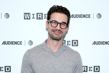 Steven Strait 2017 WIRED Cafe at Comic Con, Presented By AT&T Audience Network - Day 2