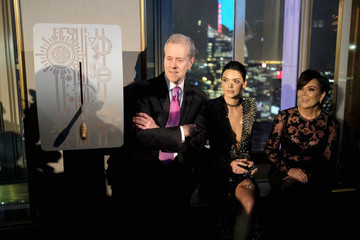Steven Swartz Harper's BAZAAR 150th Anniversary Event Presented With Tiffany & Co at The Rainbow Room - Inside