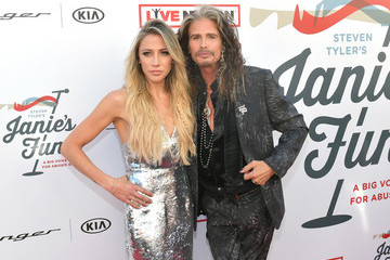 Steven Tyler Steven Tyler And Live Nation Presents Inaugural Gala Benefitting Janie's Fund - Arrivals