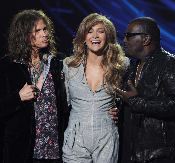 "Steven Tyler and Jennifer Lopez - The ""American Idol"" Season 10 Judges' Panel Officially Announced"