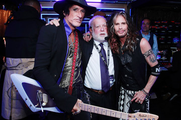 Steven Tyler Joe Perry 62nd Annual GRAMMY Awards – Backstage