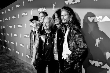 Steven Tyler Joe Perry 2018 MTV Video Music Awards - Red Carpet