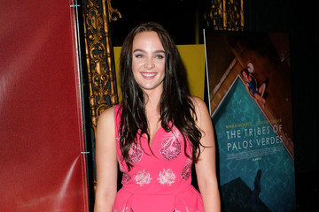 Stevie Lynn Jones Premiere of IFC Films' 'The Tribes of Palos Verdes' - Arrivals