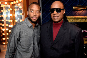 Stevie Wonder 'For Your Consideration' Event For The 57th Annual GRAMMY Awards and The CBS Stevie Wonder Special