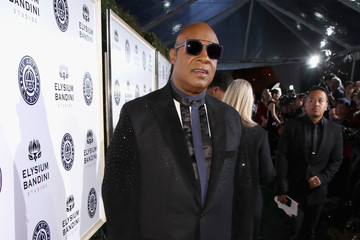 Stevie Wonder The Art of Elysium presents Stevie Wonder's HEAVEN - Celebrating the 10th Anniversary - Red Carpet