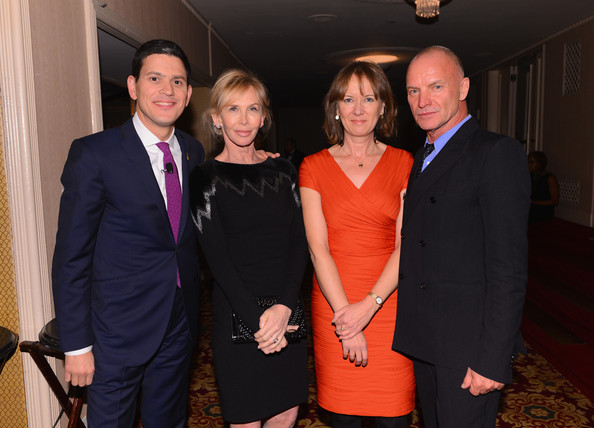 Inside the Freedom Award Benefit Event