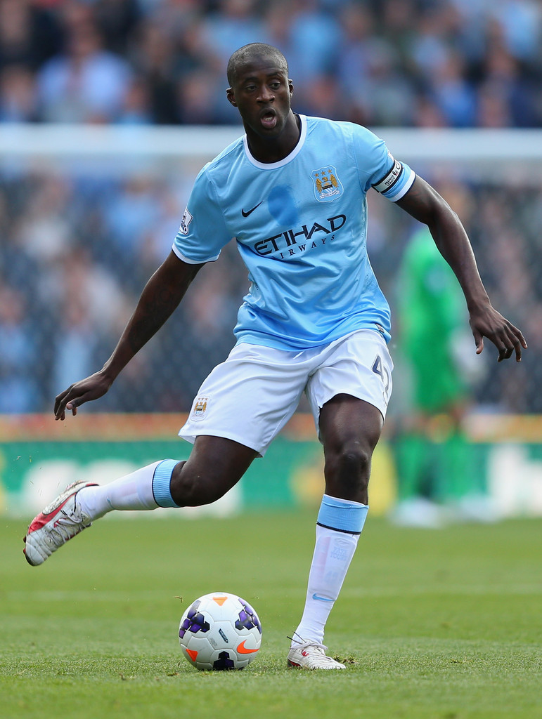 Yaya Toure Photos Phot...